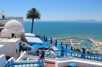 Осенью в Тунис